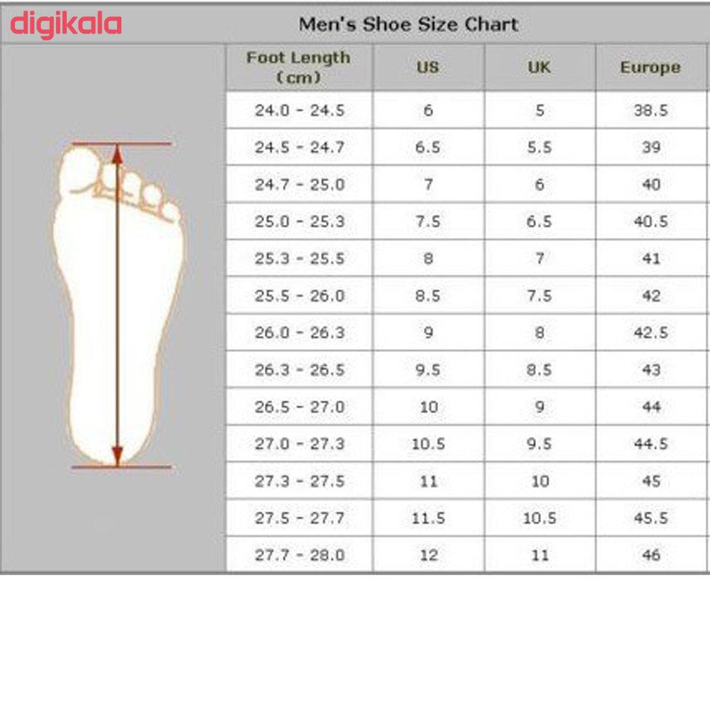 کفش مخصوص پیاده روی مدل Ben-Bk main 1 10