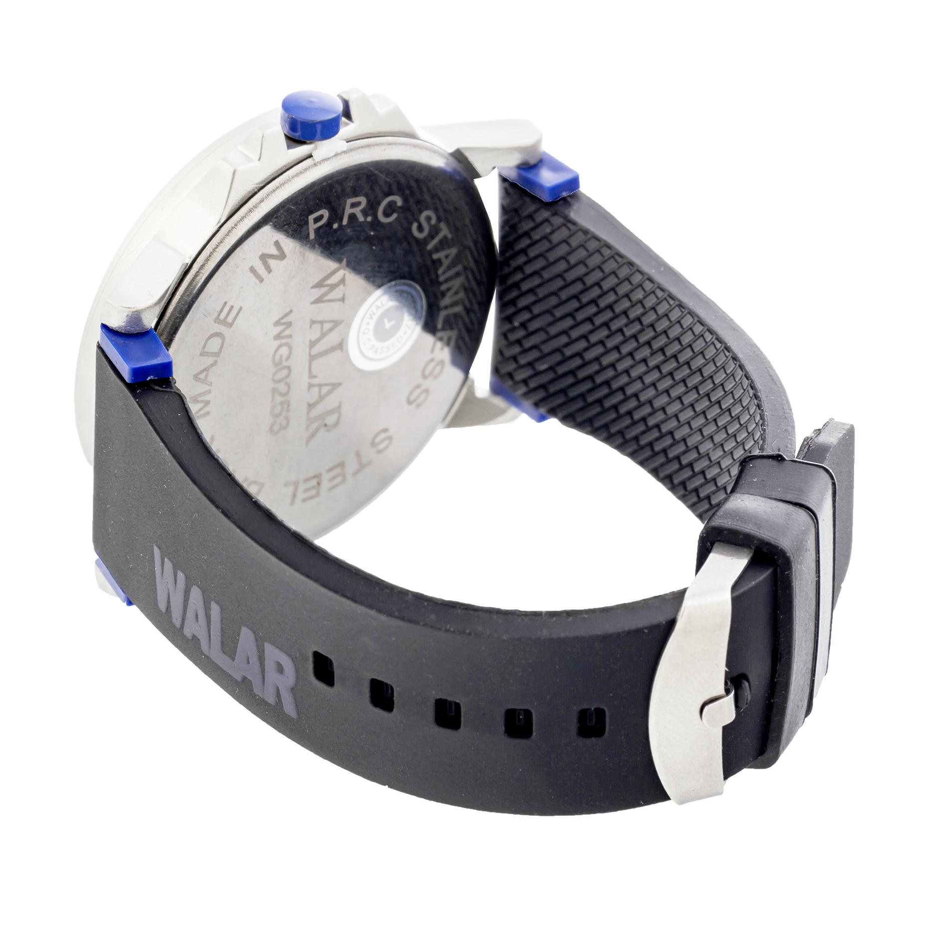 کد تخفیف                                      ساعت مچی عقربه ای مردانه والار کد 012