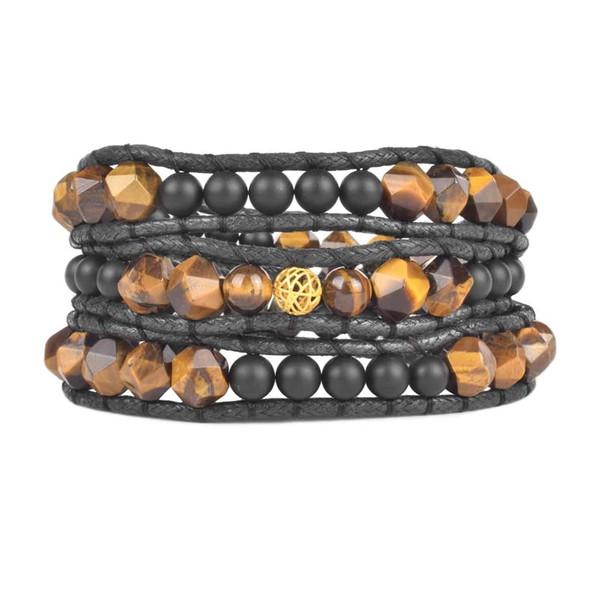 دستبند طلا 18 عیار زنانه درگون جولری مدل WO22