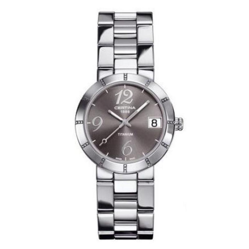 ساعت مچی عقربه ای زنانه سرتینا مدل C0092104408200