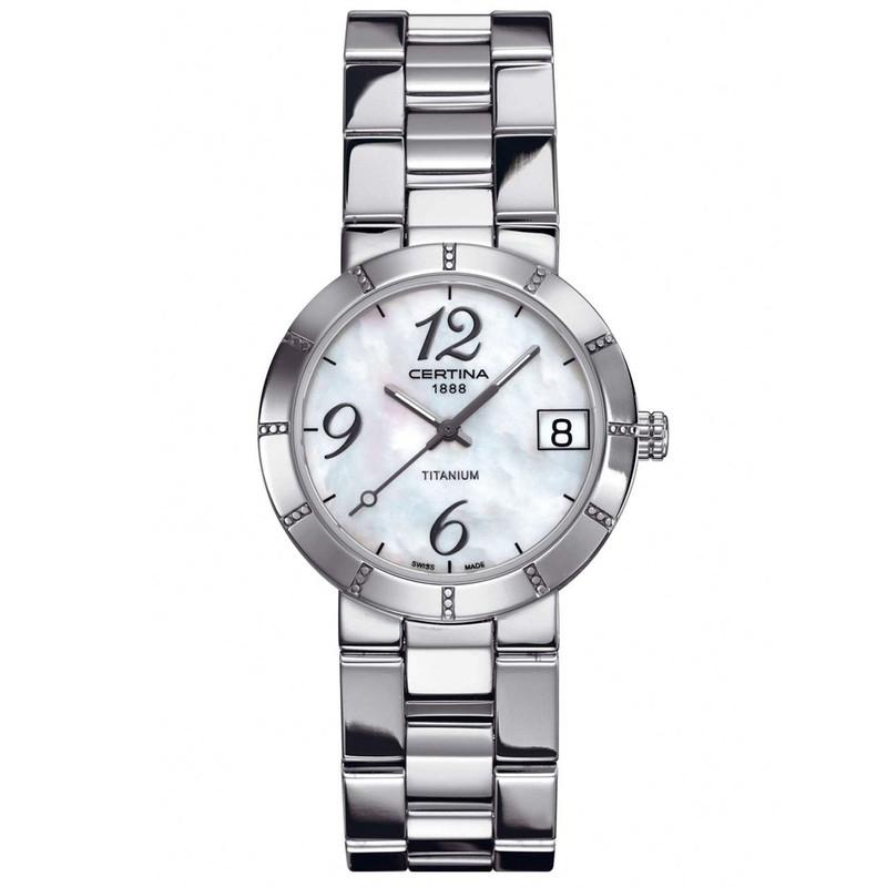 ساعت مچی عقربه ای زنانه سرتینا مدل C0092104411200