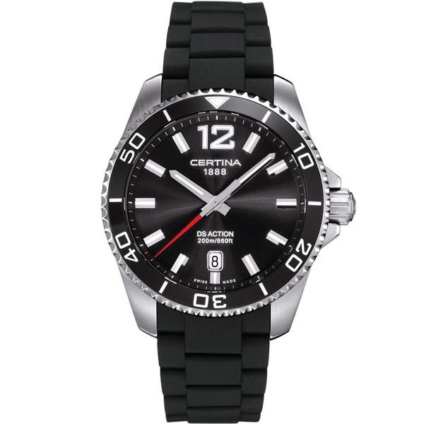 ساعت مچی عقربه ای مردانه سرتینا مدل C0134101705700