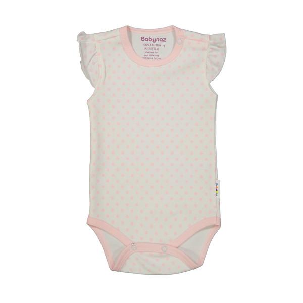 بادی نوزادی دخترانه بی بی ناز مدل 1501476-0184
