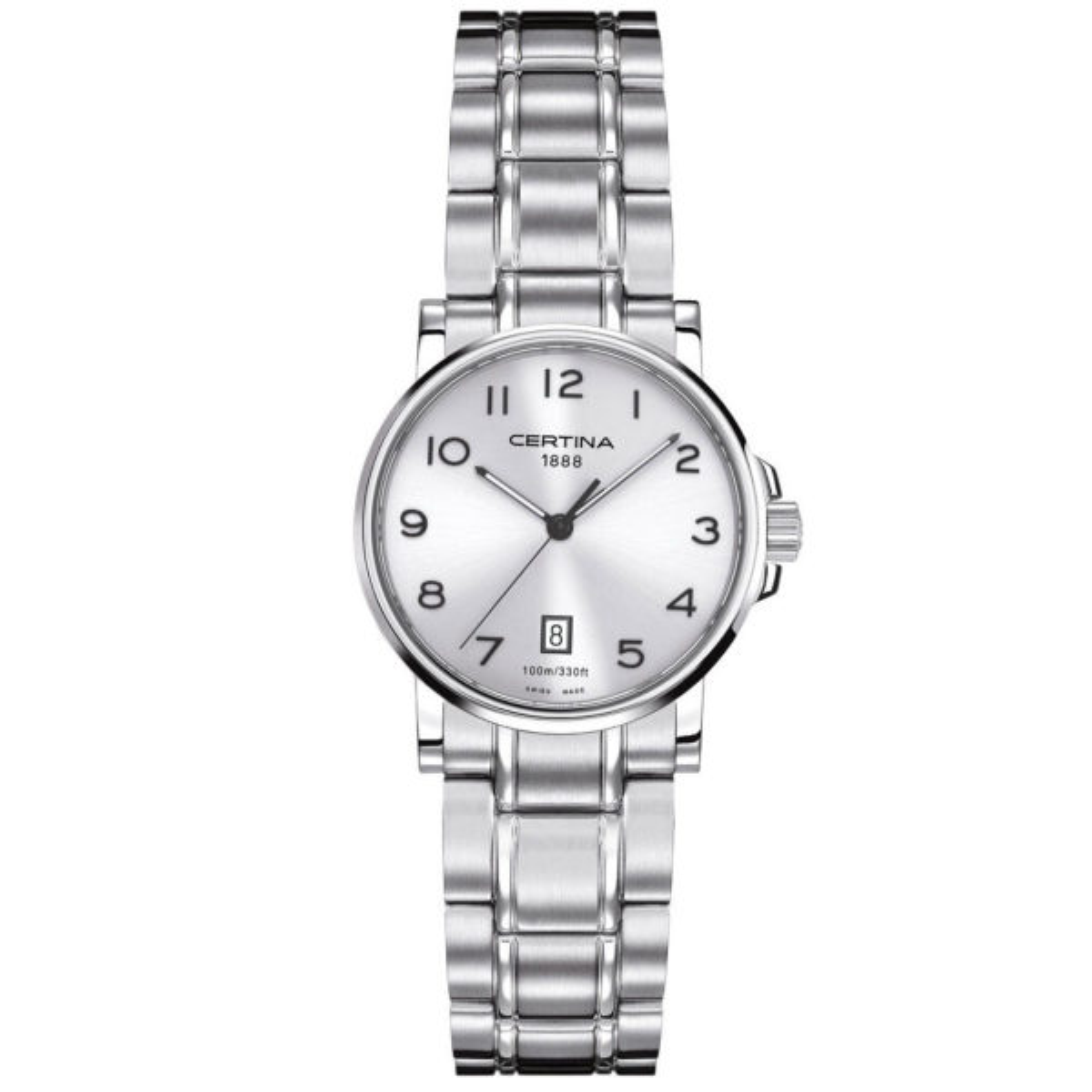 ساعت مچی عقربه ای زنانه سرتینا مدل C0172101103200