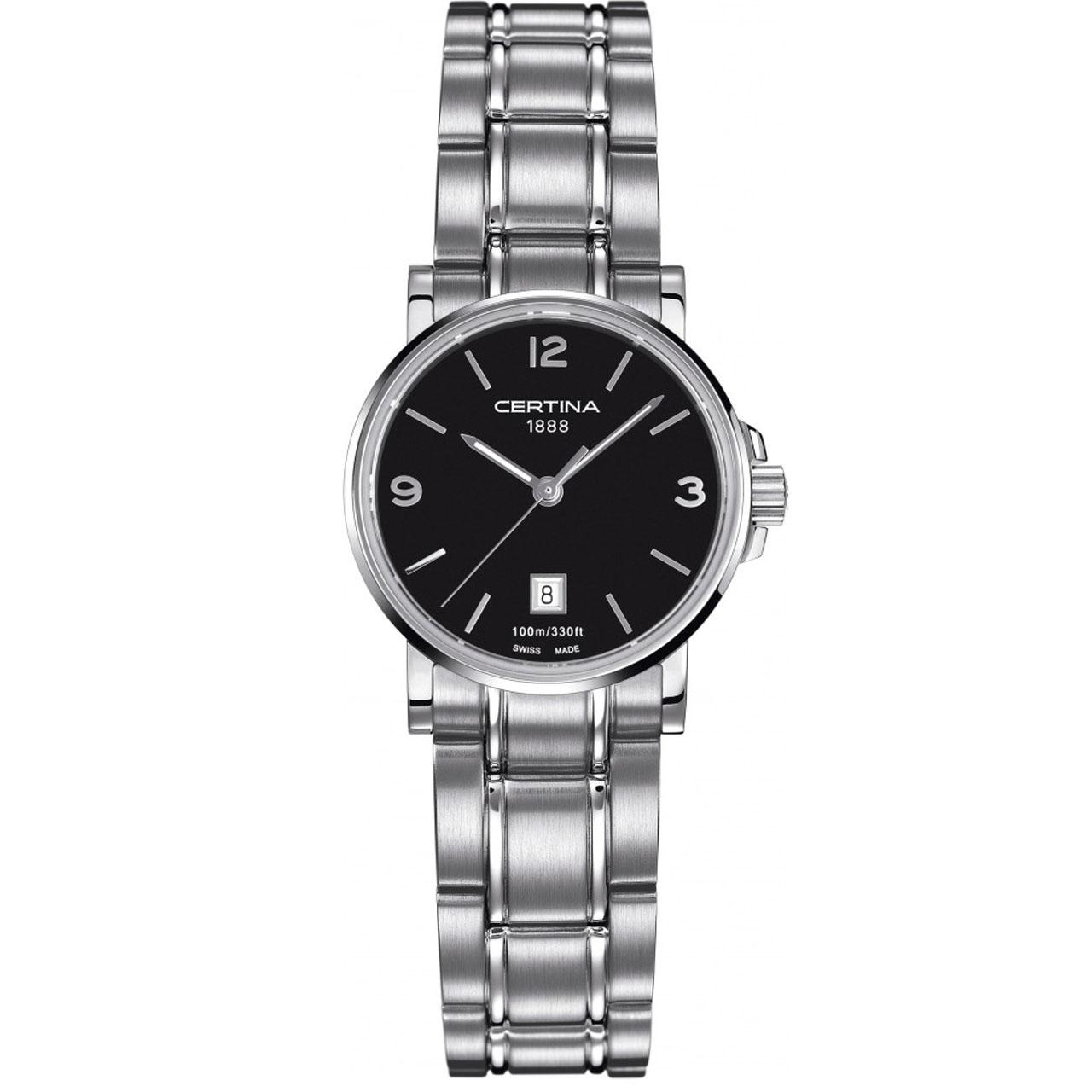 ساعت مچی عقربه ای زنانه سرتینا مدل C0172101105700              خرید (⭐️⭐️⭐️)