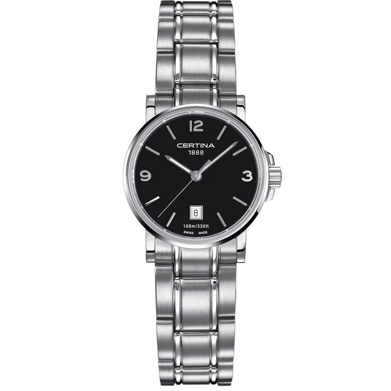 ساعت مچی عقربه ای زنانه سرتینا مدل C0172101105700