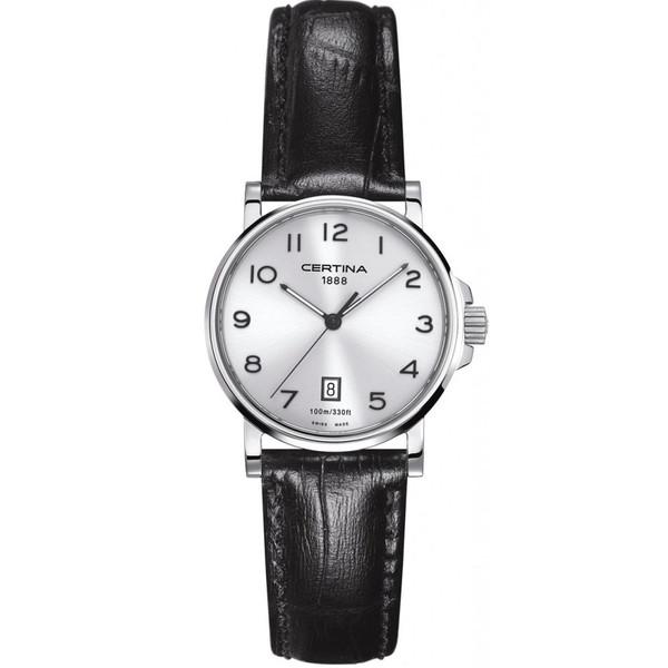 ساعت مچی عقربه ای زنانه سرتینا مدل C0172101603200