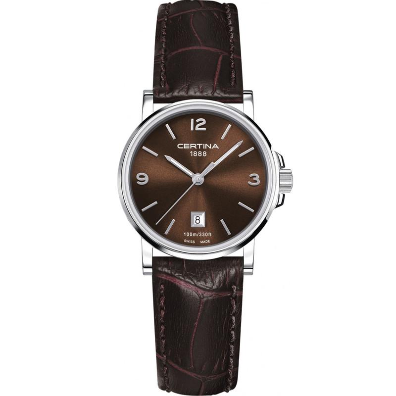 ساعت مچی عقربه ای زنانه سرتینا مدل C0172101629700