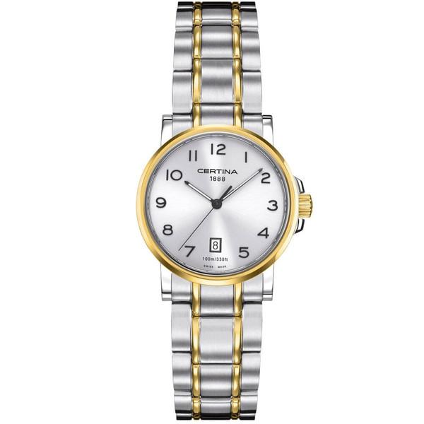 ساعت مچی عقربه ای زنانه سرتینا مدل C0172102203200