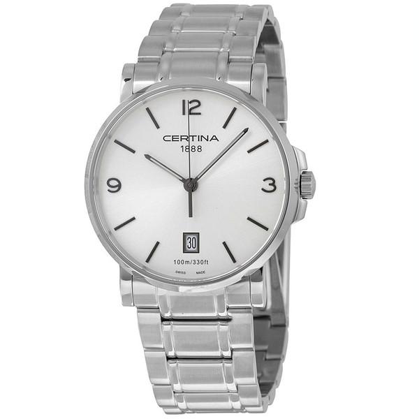 ساعت مچی عقربه ای مردانه سرتینا مدل C0174101103700