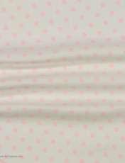 بادی نوزادی دخترانه بی بی ناز مدل 1501476-0184 - سفید صورتی - 3
