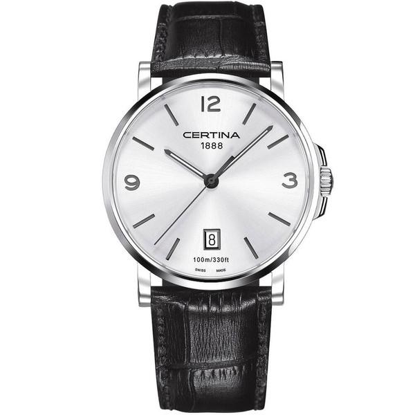 ساعت مچی عقربه ای مردانه سرتینا مدل C0174101603700