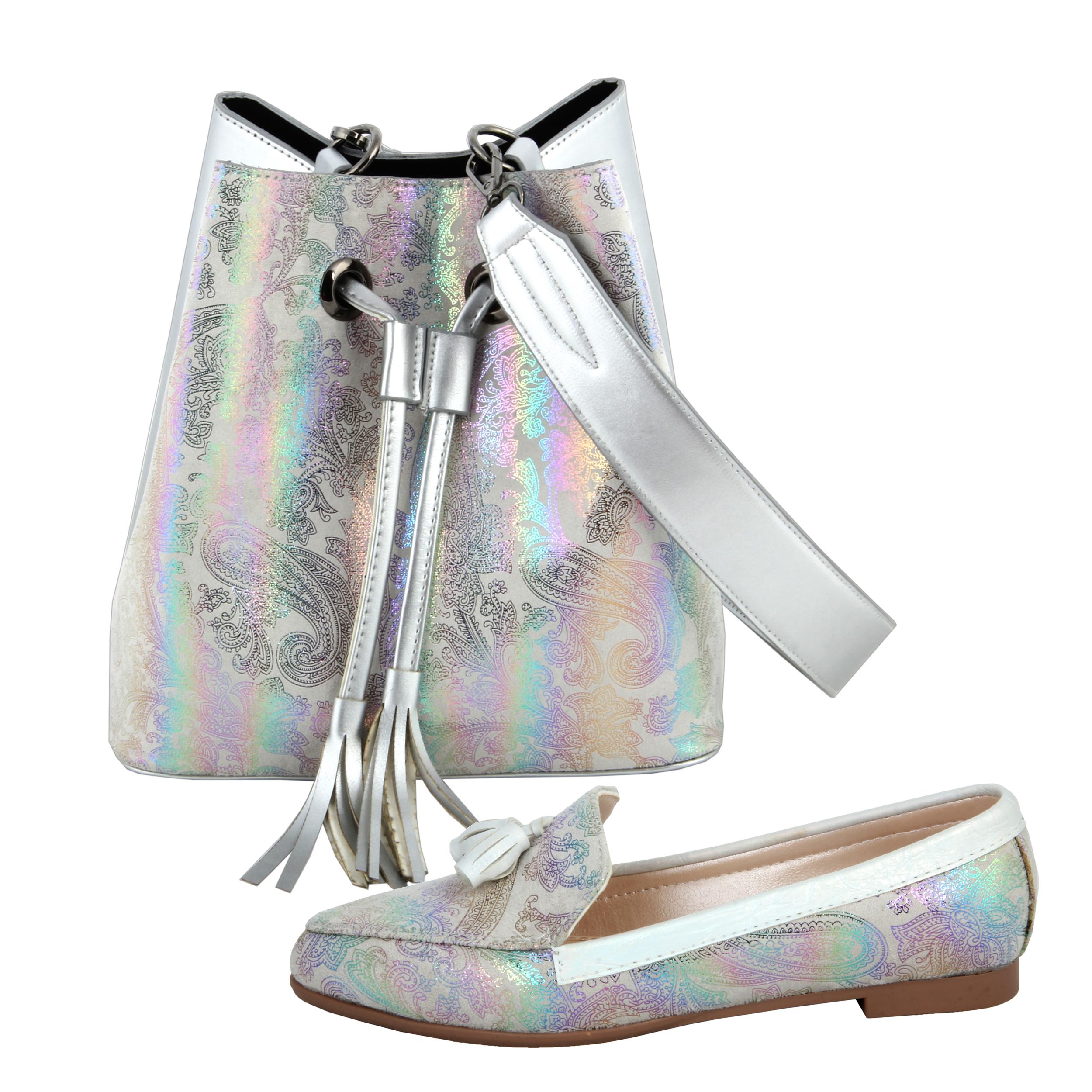 ست کیف و کفش زنانه کد st214