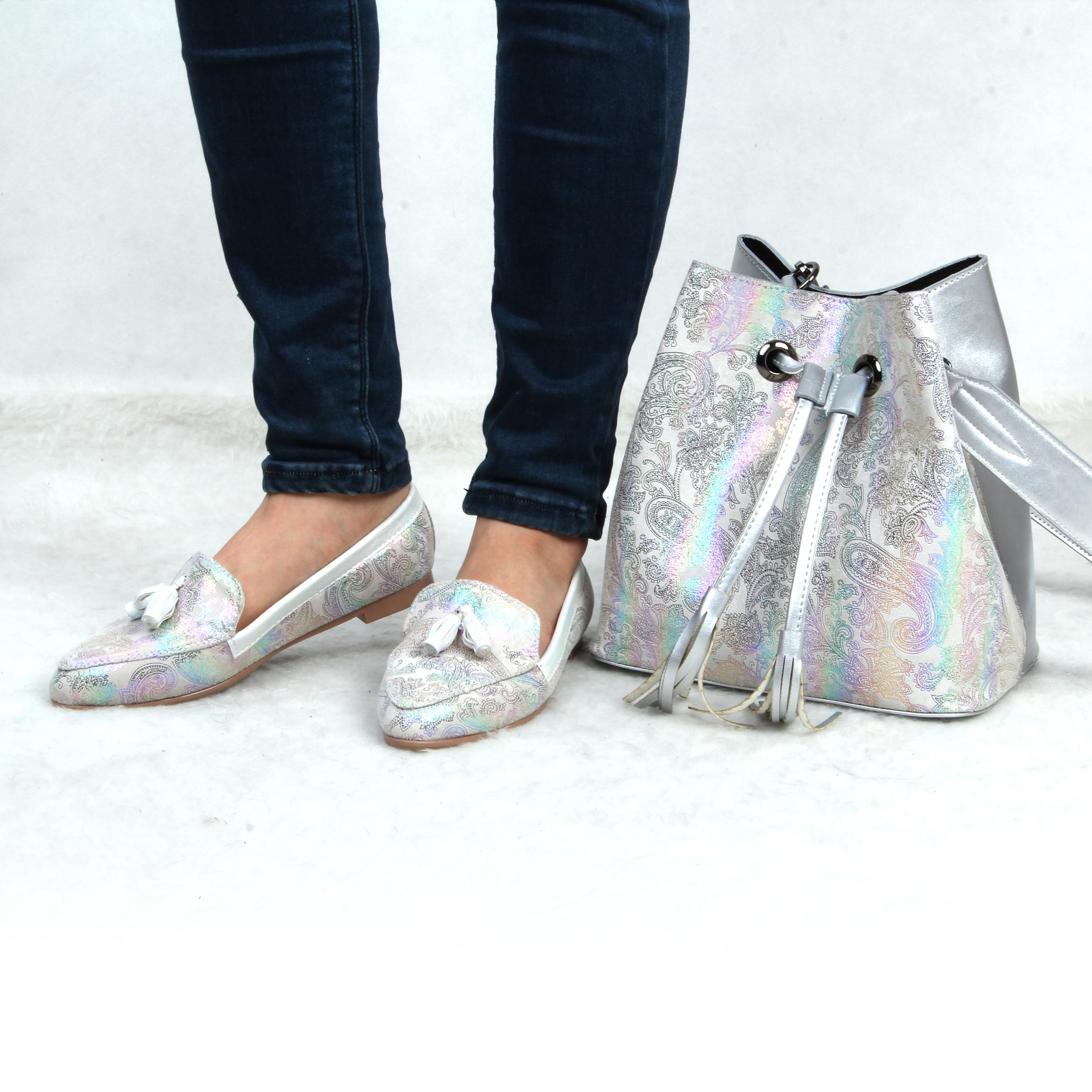 ست کیف و کفش زنانه کد st214 main 1 13