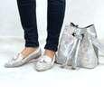 ست کیف و کفش زنانه کد st214 thumb 13