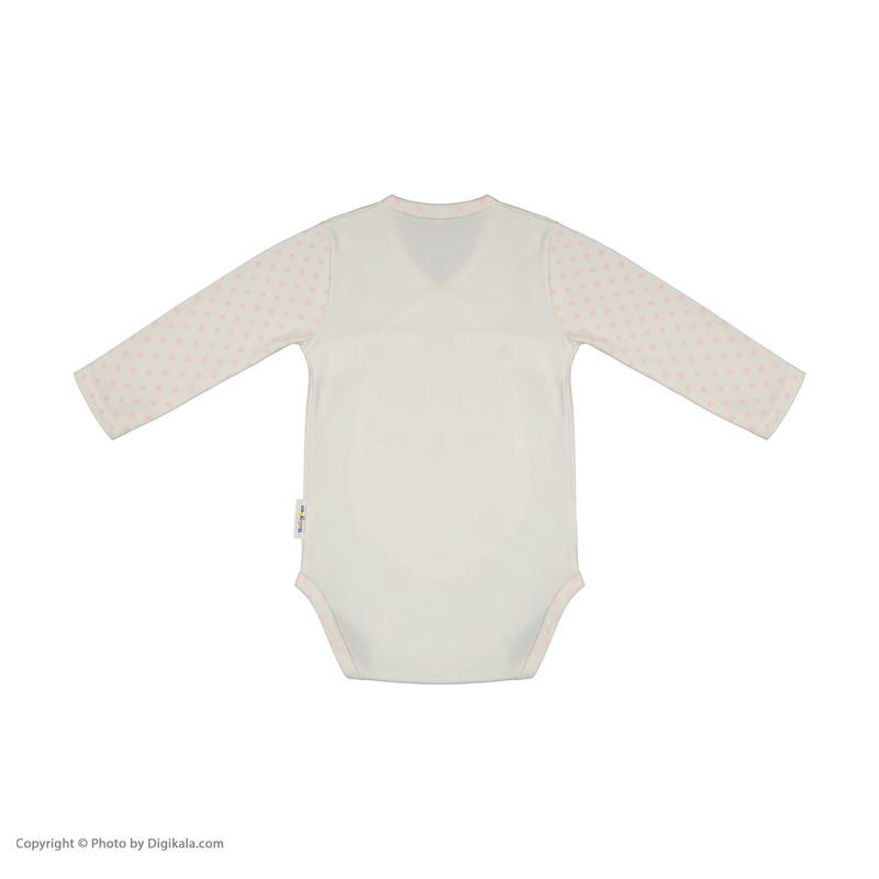 بادی نوزادی دخترانه بی بی ناز مدل 1501475-0184