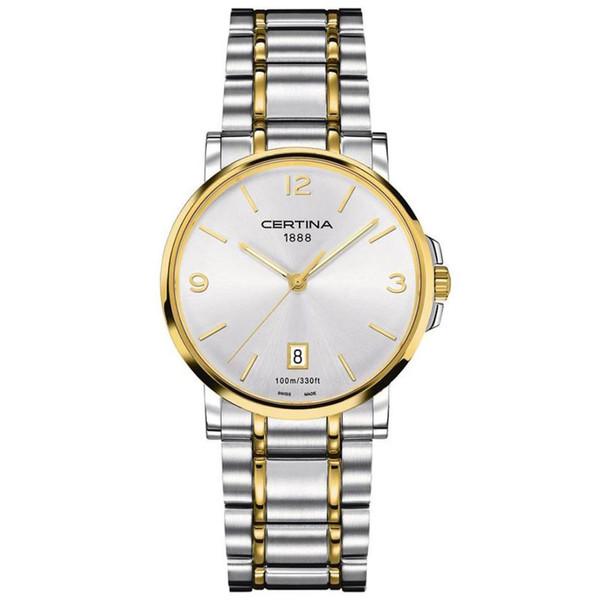 ساعت مچی عقربه ای مردانه سرتینا مدل C0174102203700