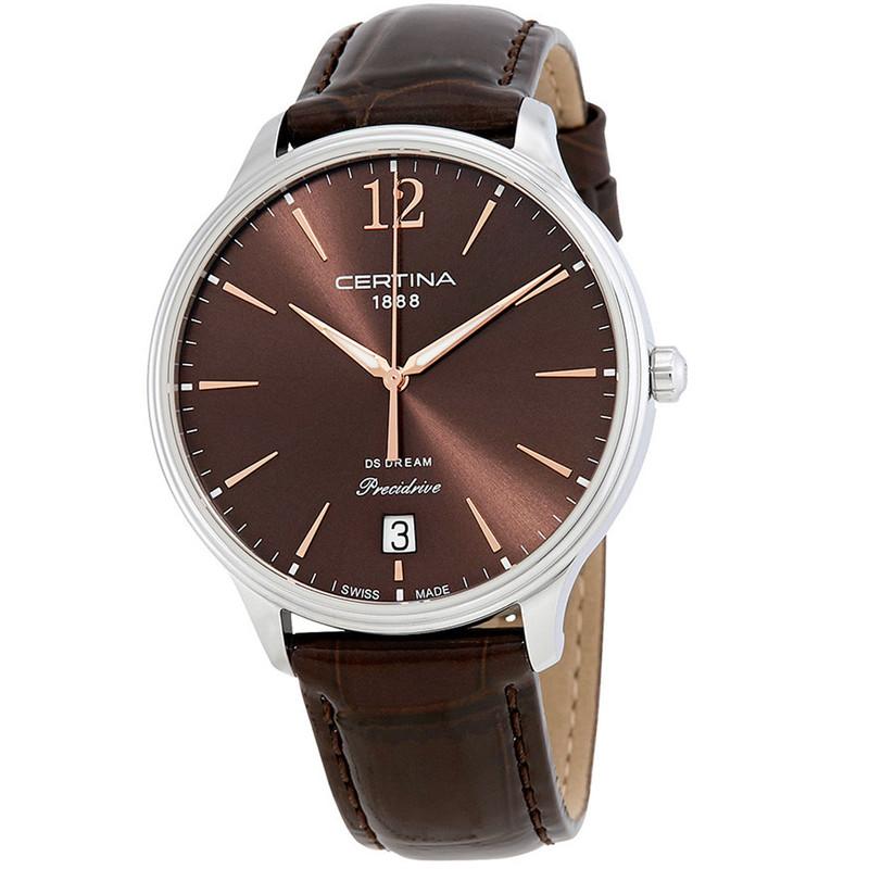 ساعت مچی عقربه ای مردانه سرتینا مدل C0218101629700