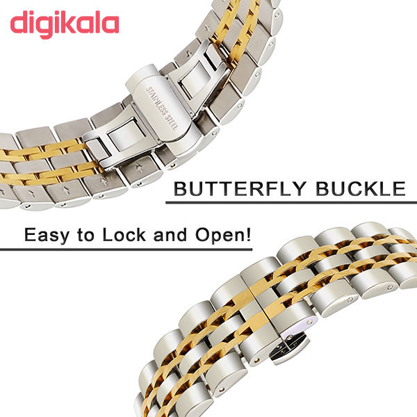 بند مدل Seven Bead-0800 مناسب برای ساعت هوشمند سامسونگ Galaxy Watch 46mm main 1 2
