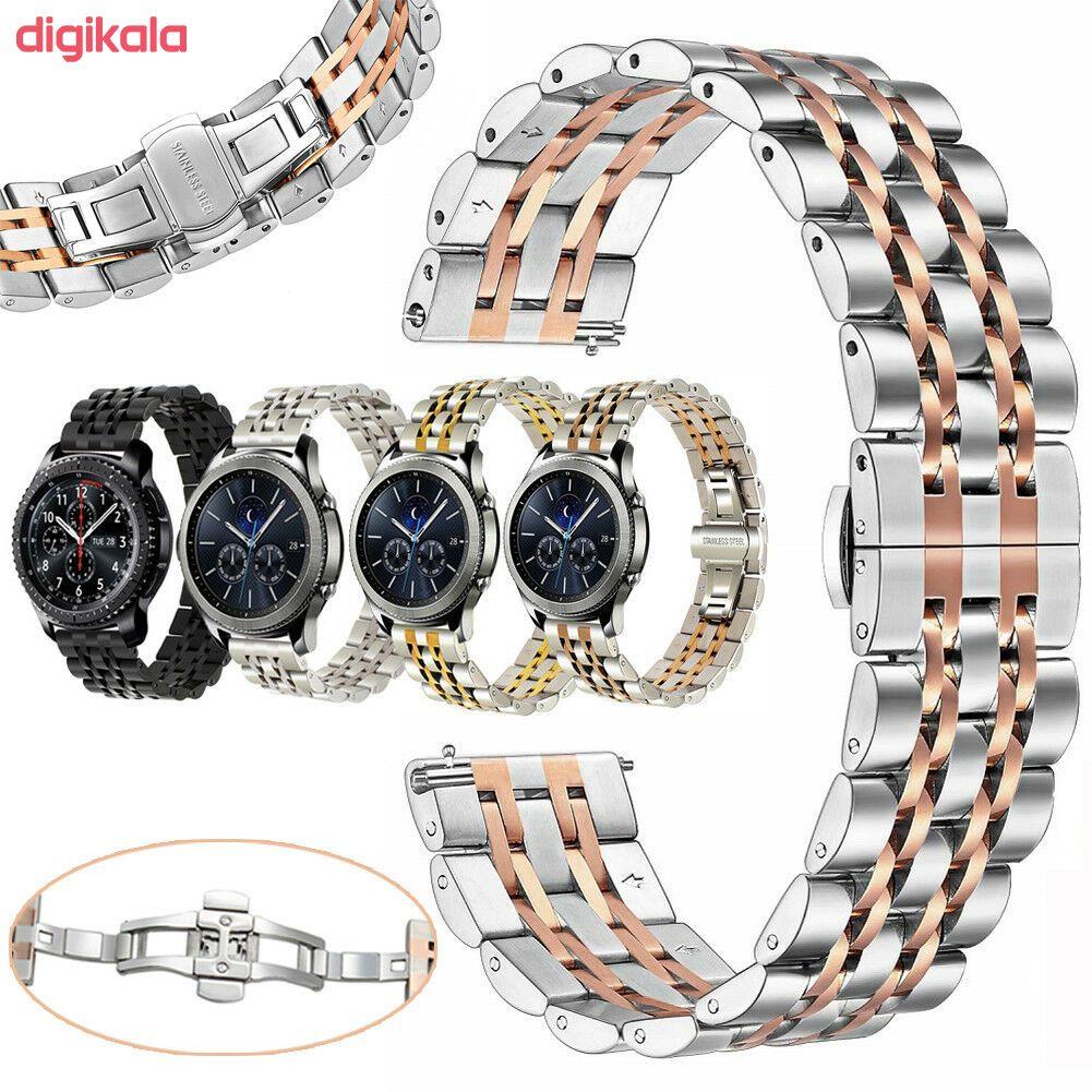 بند مدل Seven Bead-0800 مناسب برای ساعت هوشمند سامسونگ Galaxy Watch 46mm main 1 7