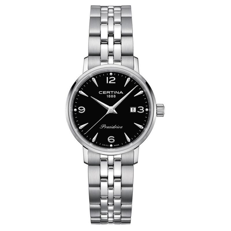 ساعت مچی عقربه ای زنانه سرتینا مدل C0352101105700