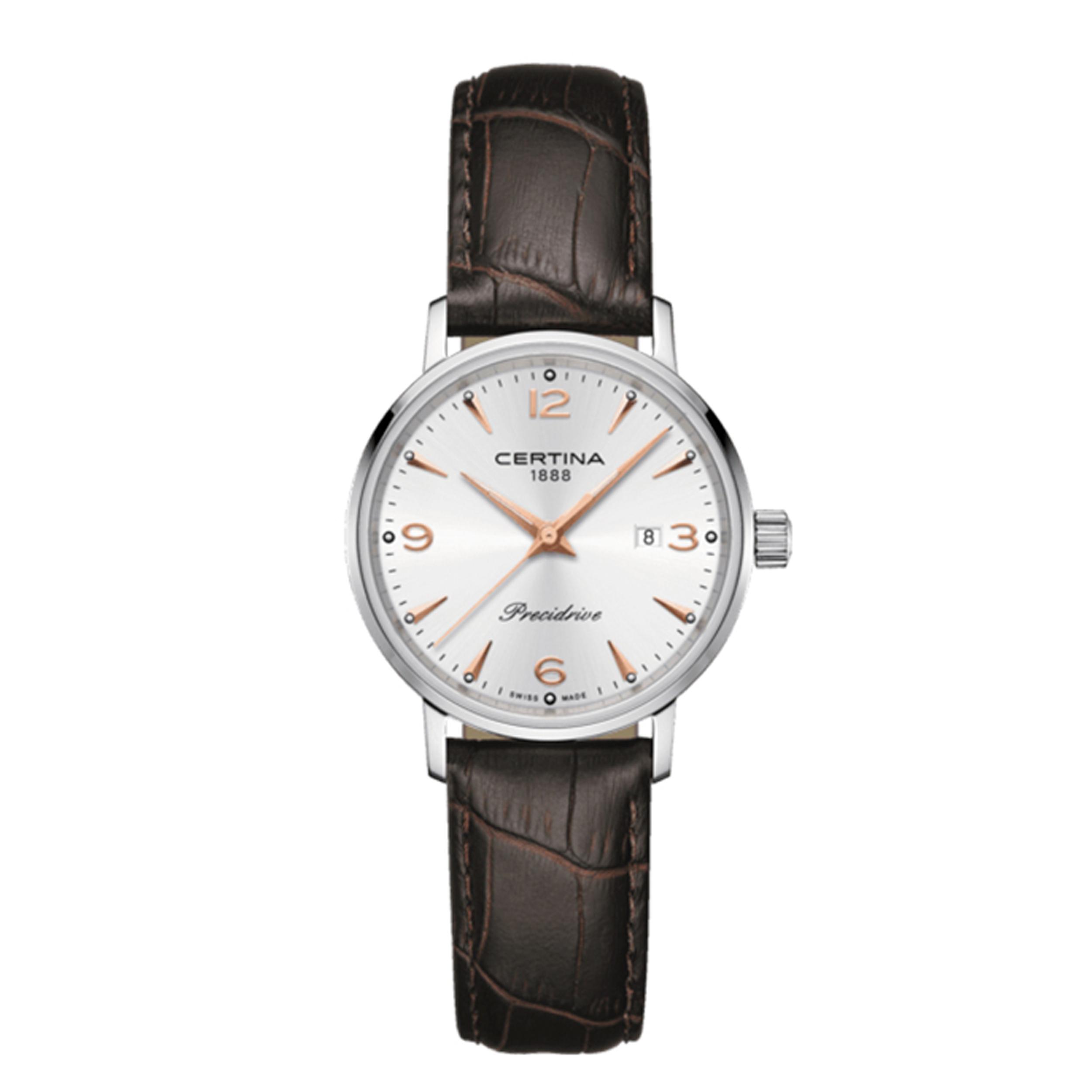 ساعت مچی عقربه ای زنانه سرتینا مدل C0352101603701