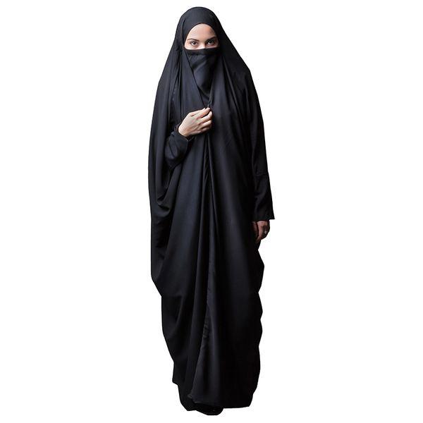 چادر لبنانی حجاب فاطمی مدل صدف کد Ira 1051