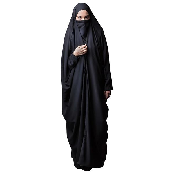 چادر لبنانی حجاب فاطمی مدل صدفی کد Kri 1051