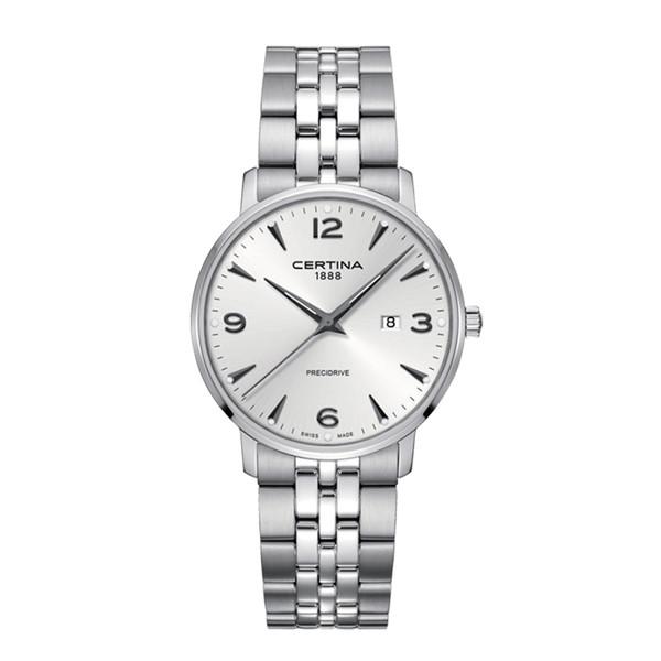 ساعت مچی عقربه ای مردانه سرتینا مدل C0354101103700