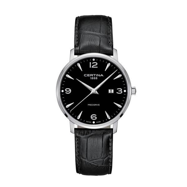 ساعت مچی عقربه ای مردانه سرتینا مدل C0354101605700