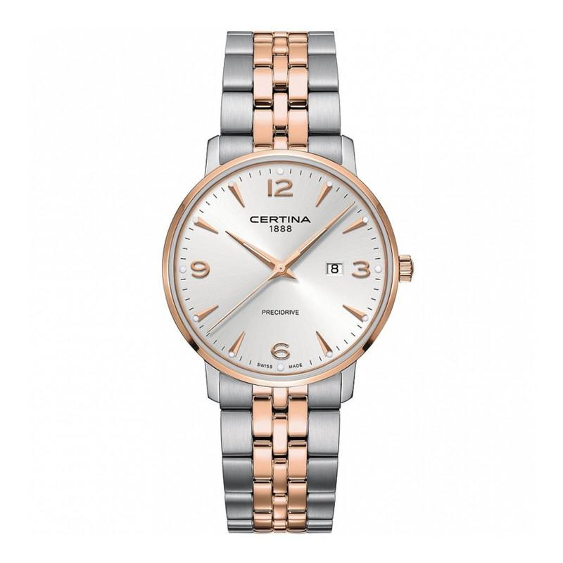 ساعت مچی عقربه ای مردانه سرتینا مدل C0354102203701