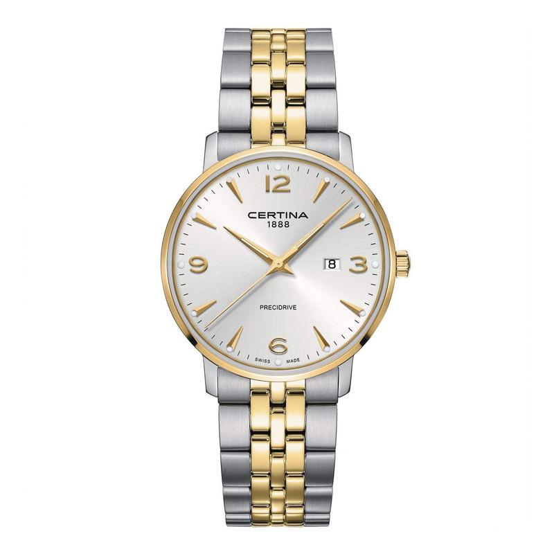 ساعت مچی عقربه ای مردانه سرتینا مدل C0354102203702