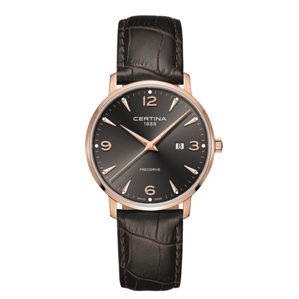ساعت مچی عقربه ای مردانه سرتینا مدل C0354103608700