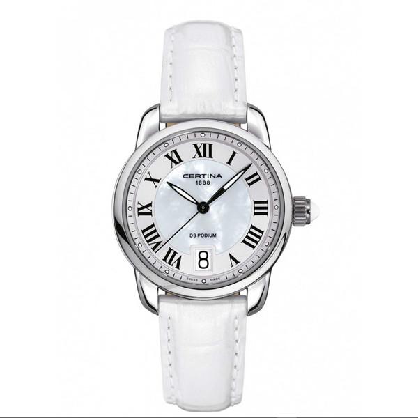 ساعت مچی عقربه ای زنانه سرتینا مدل C0252101611801