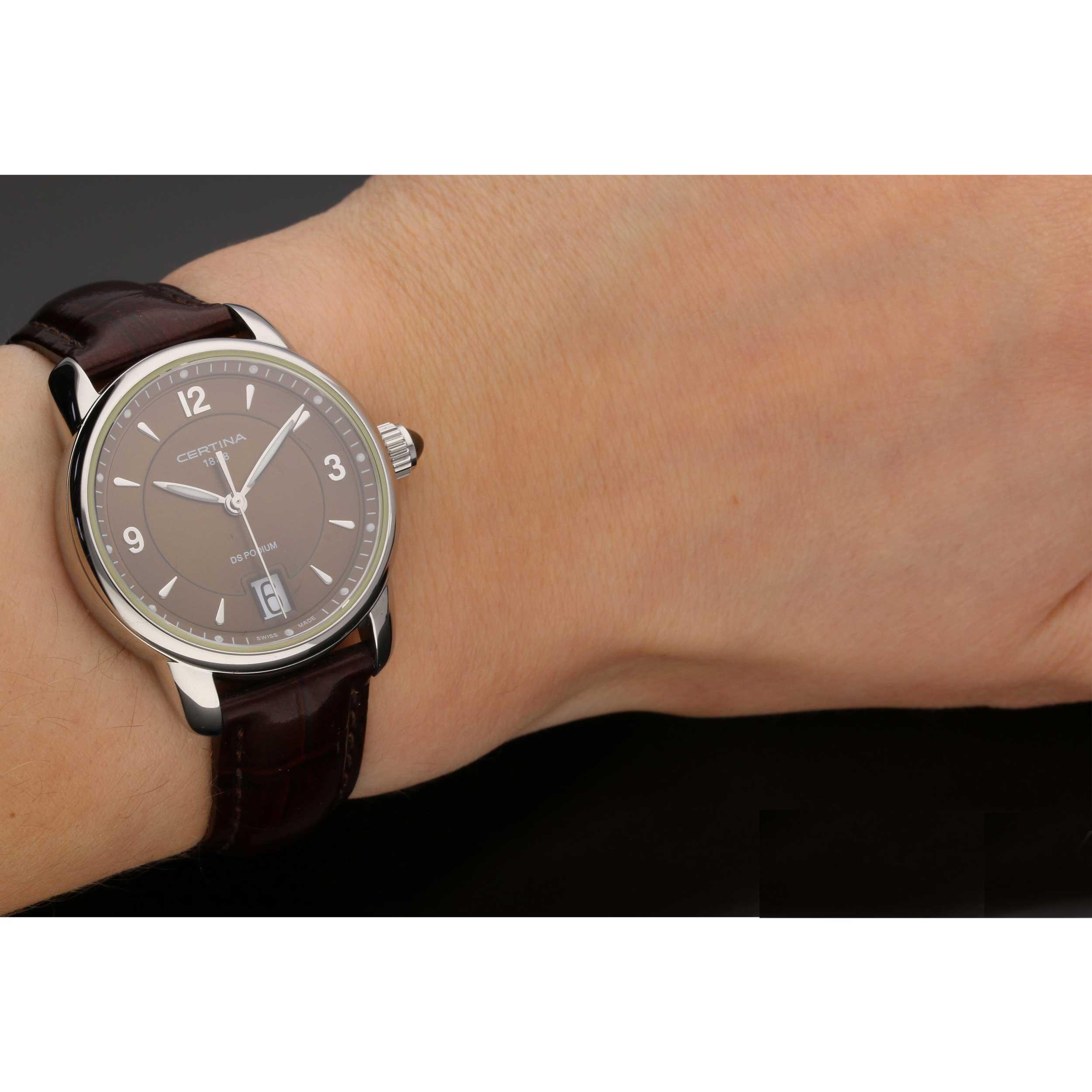 ساعت مچی عقربه ای زنانه مدل C0252101629700              ارزان