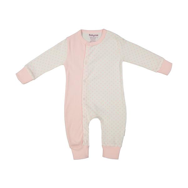 سرهمی نوزادی دخترانه بی بی ناز مدل 1501477-0184