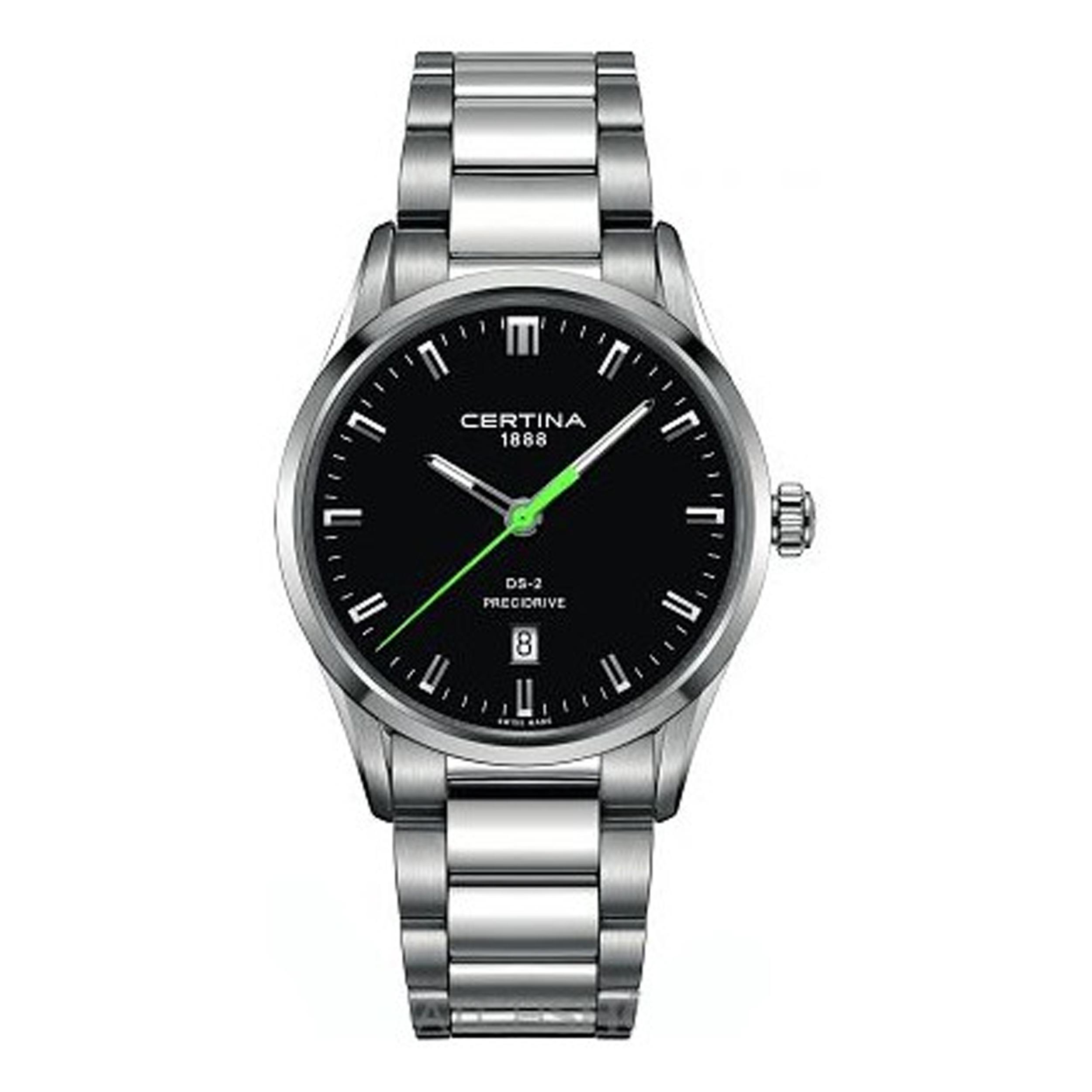 ساعت مچی عقربه ای مردانه سرتینا مدل C0244101105120