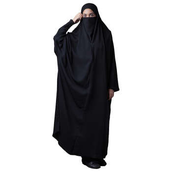 چادر جلابیب حجاب فاطمی مدل زینت کد Ira  1062