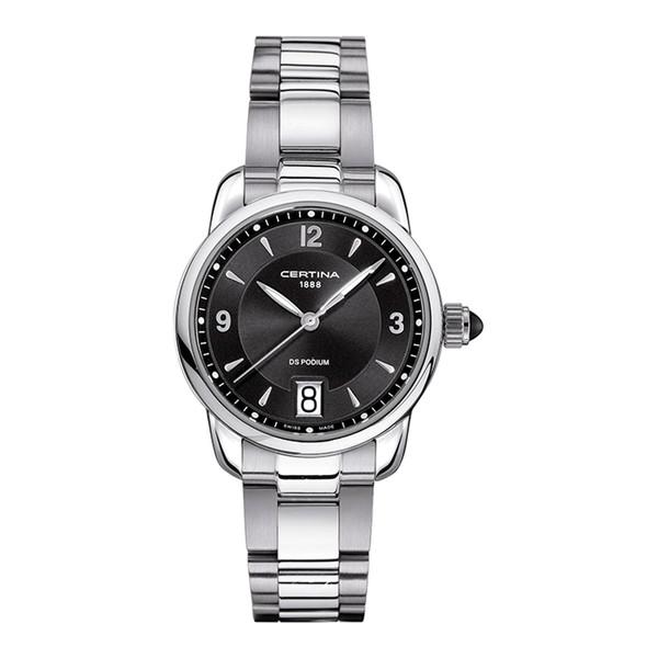 ساعت مچی عقربه ای زنانه سرتینا مدل C0252101105700