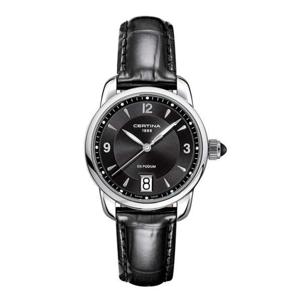 ساعت مچی عقربه ای زنانه سرتینا مدل C0252101605700