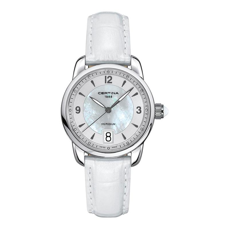 ساعت مچی عقربه ای زنانه سرتینا مدل C0252101611700
