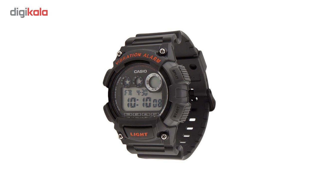 ساعت مچی دیجیتالی مردانه کاسیو مدل  W-735H-8AVDF -  - 1