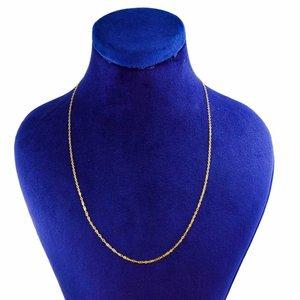 زنجیر طلا 18 عیار زنانه کانیار گالری کد Z2