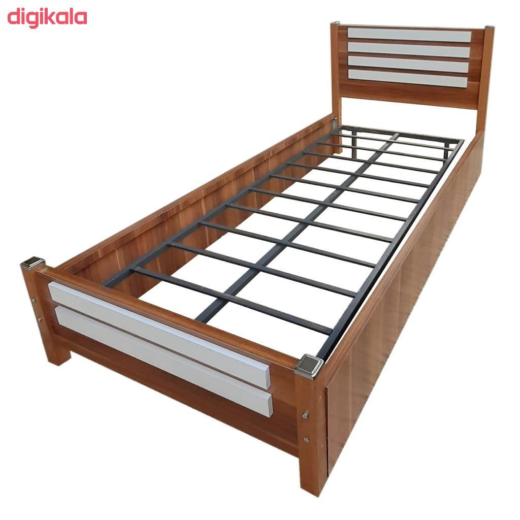 تخت خواب یک نفره مدل AK_B_Senator سایز ۹۰x۲۰۰ سانتی متر main 1 2