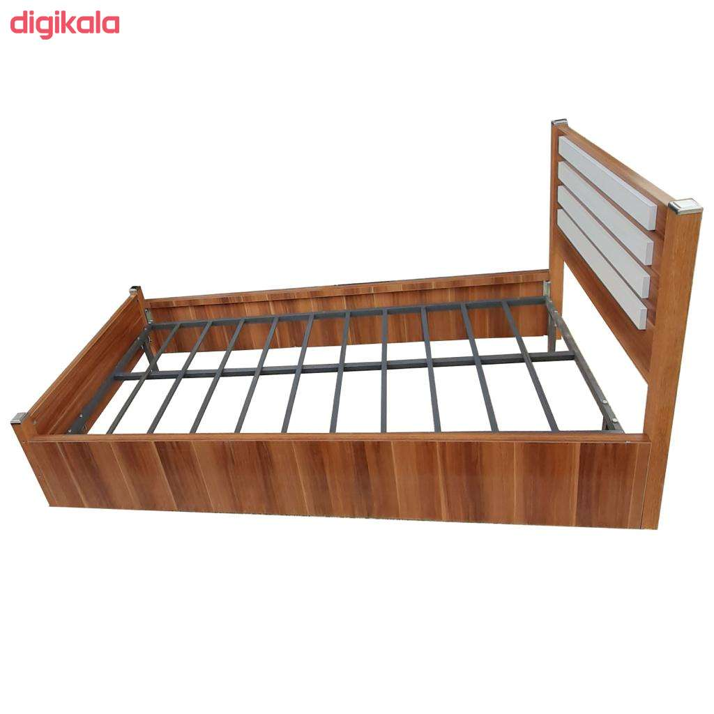 تخت خواب یک نفره مدل AK_B_Senator سایز ۹۰x۲۰۰ سانتی متر main 1 1