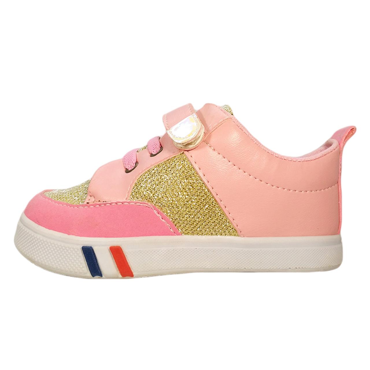 کفش مخصوص پیاده روی دخترانه کد AKL_PDS34