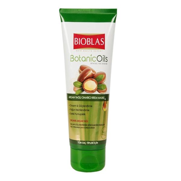 ماسک مو بیوبلاس مدل Botanic Oils حجم 200 میلی لیتر