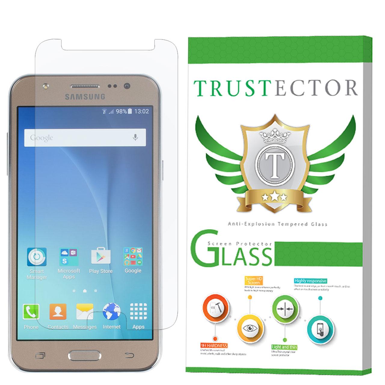 محافظ صفحه نمایش تراستکتور مدل GLS مناسب برای گوشی موبایل سامسونگ Galaxy J5 2015              ( قیمت و خرید)
