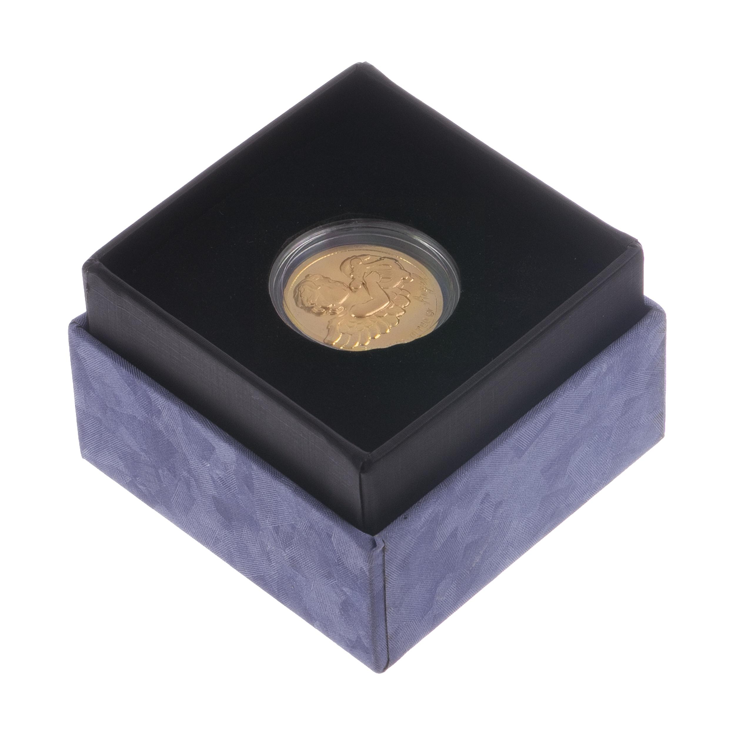 طلا گرمی 24 عیار طرح فرشته کد 001