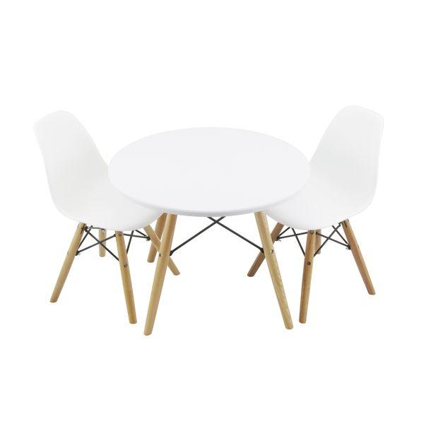 ست میز و صندلی کودک هوگر مدل MK83 مجموعه 3 عددی